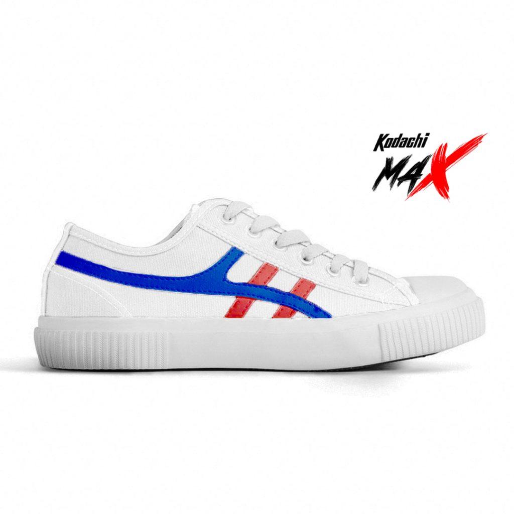 Kodachi-MAX-PMB--Putih-Merah-Biru-ykraya-sepatu-lokal-capung