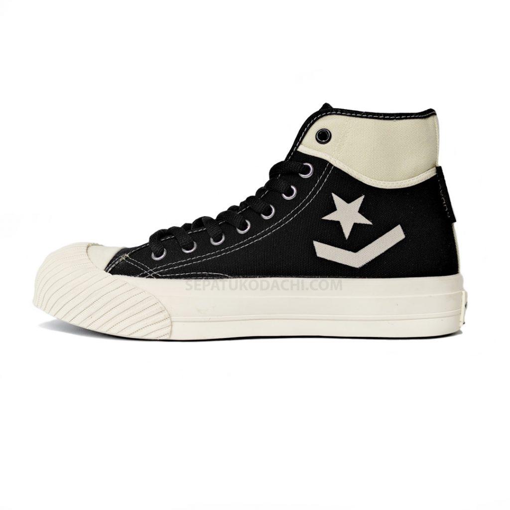 kodachi pro the new yorker hitam anti air ykraya sepatu capung sepatu lokal 1