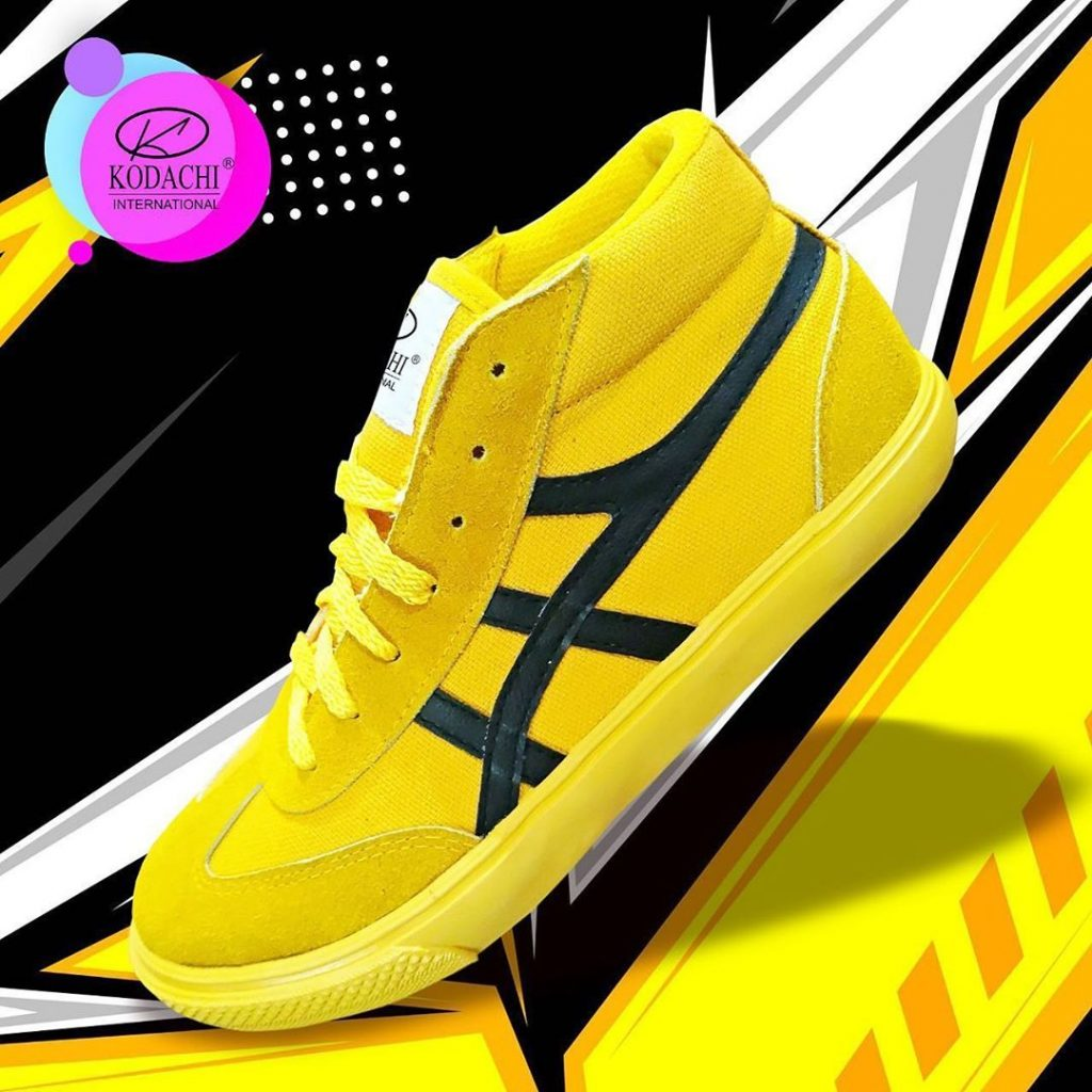 Kodachi-International-Galaxy-yellow-and-Black kuning hitam