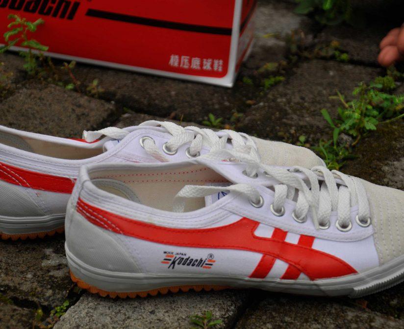 sepatu kodachi 8110 merah
