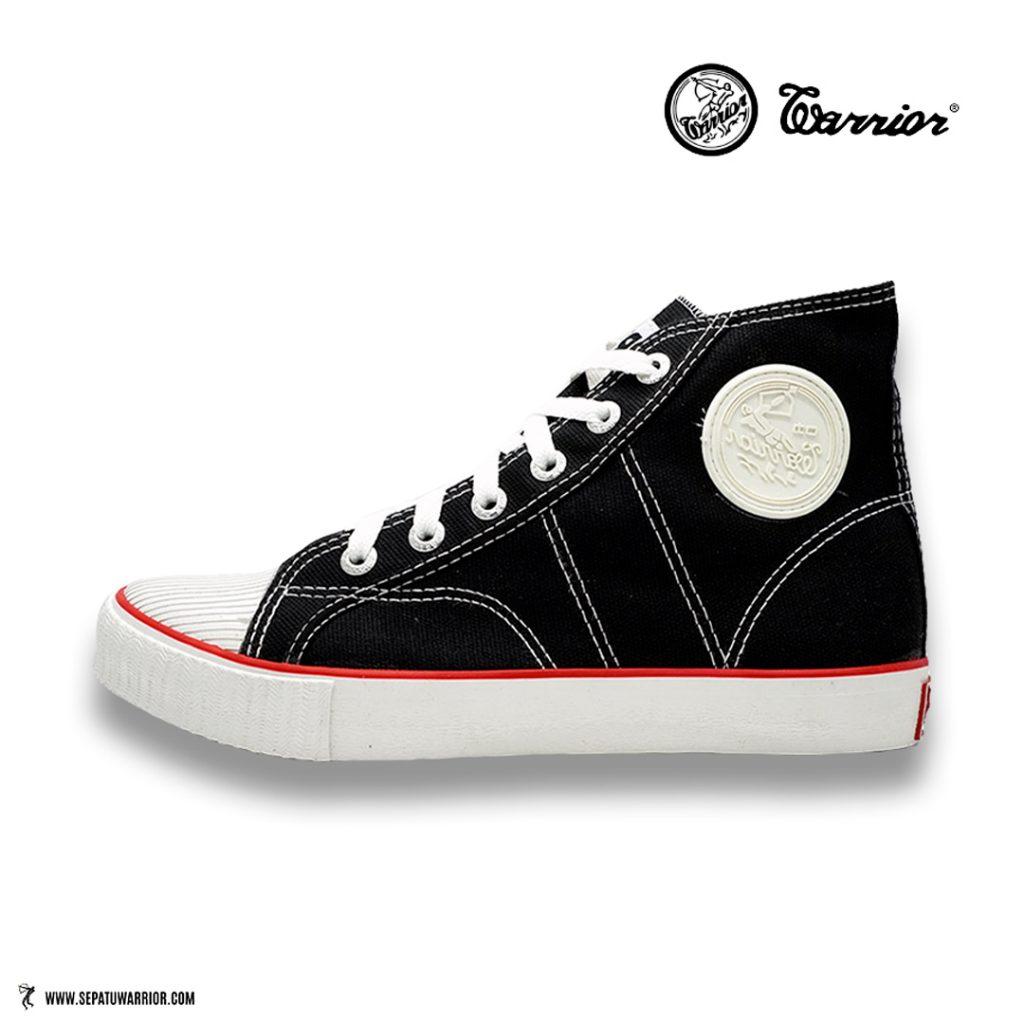 Sepatu-Warrior-classic-HC-HIGH-black-white-hitam-putih-a