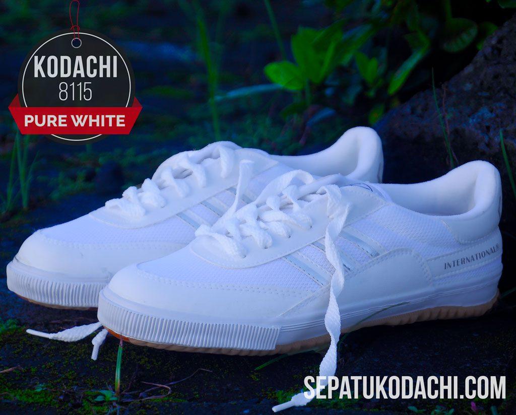 sepatu kodachi 8115 Putih