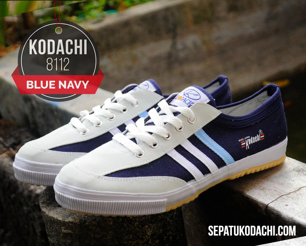 sepatu kodachi 8112 navy