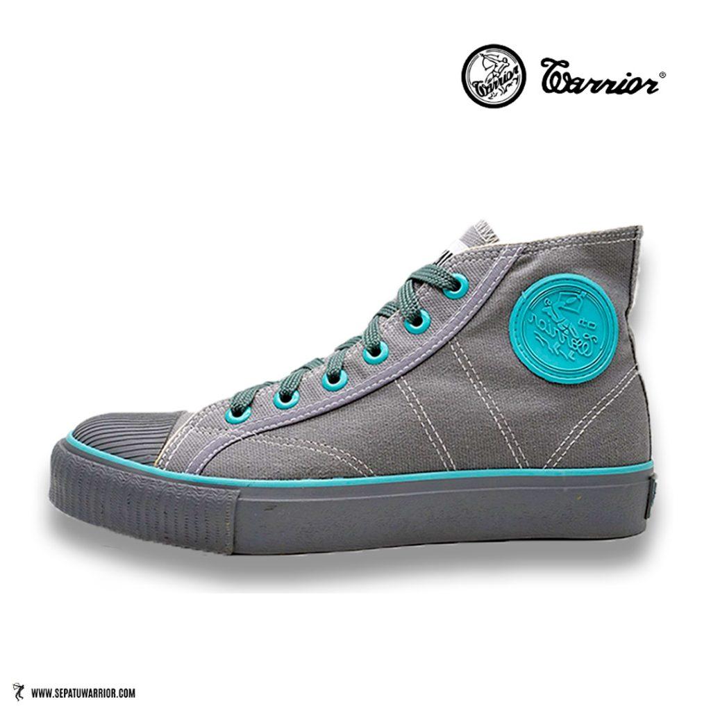 Sepatu-Warrior-classic-HC-HIGH-abu-hijau-tosca