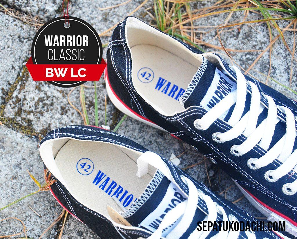 WARRIOR CLASSIC BLACK WHITE LC
