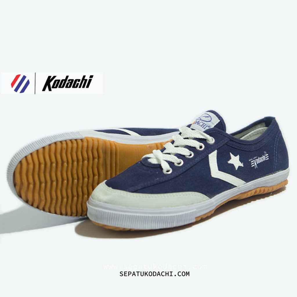 sepatu kodachi 8119 navy