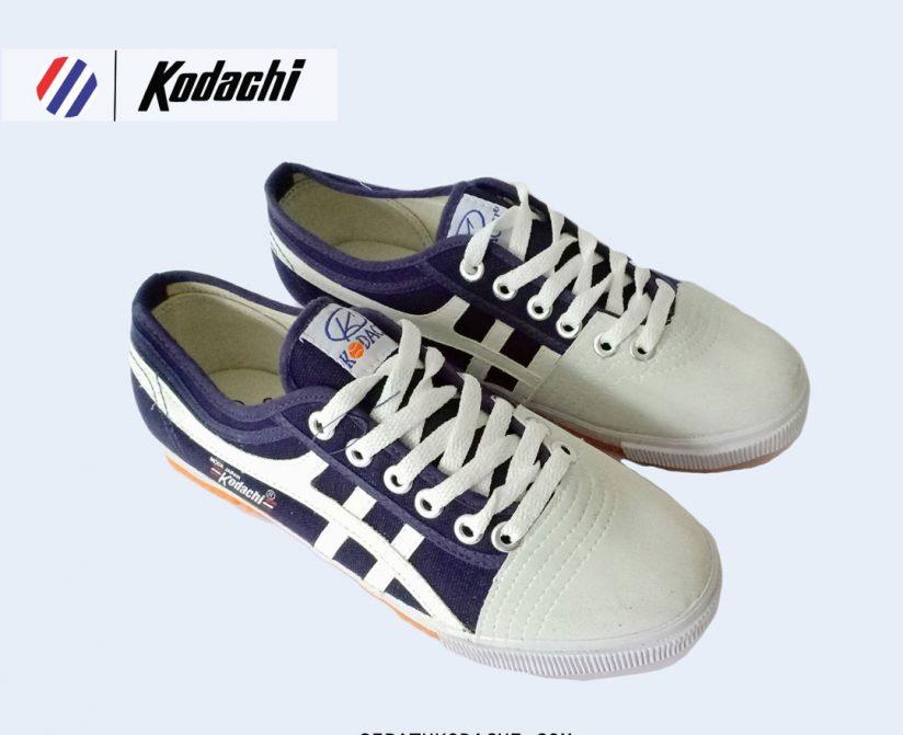 sepatu kodachi 8172 Navy