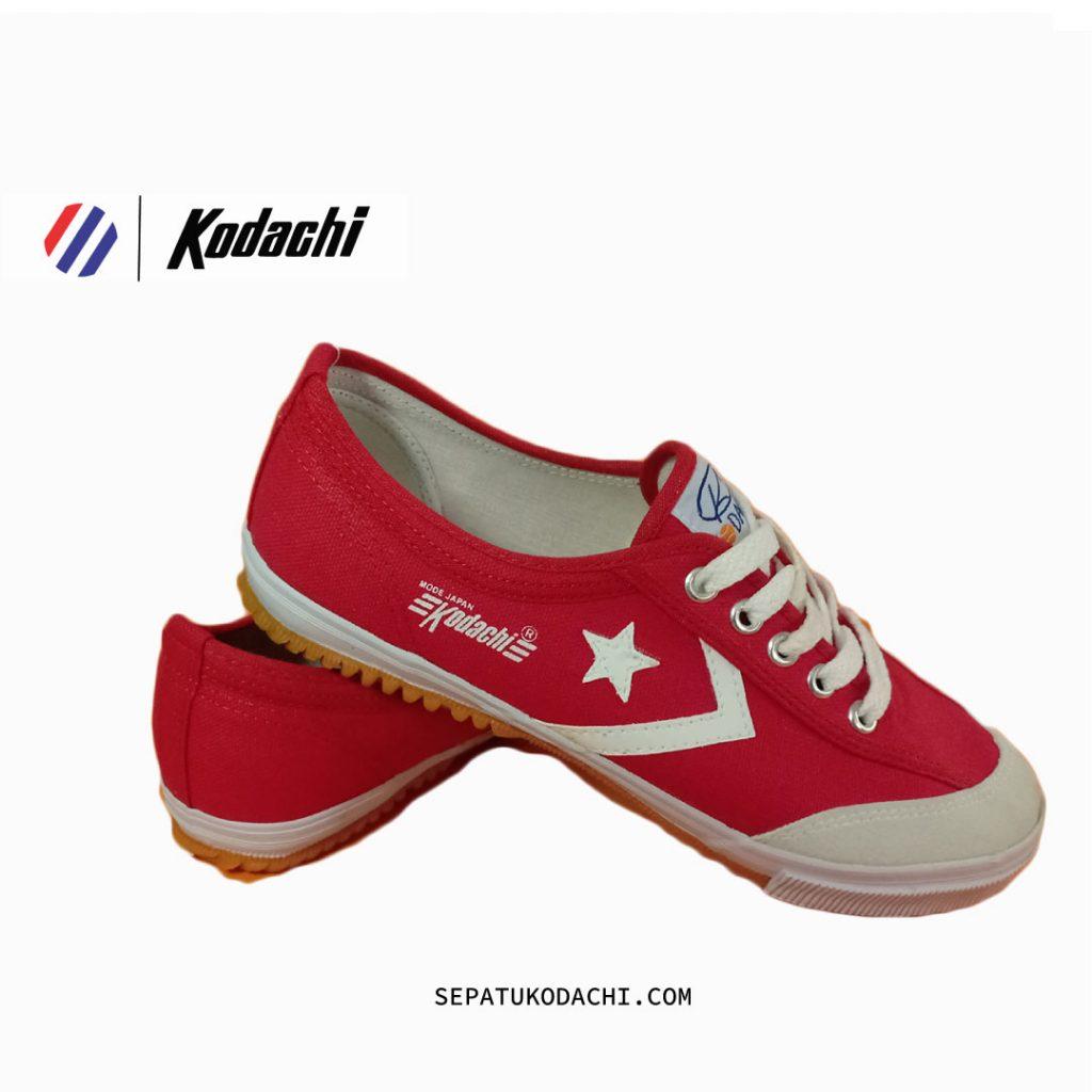 sepatu kodachi 8119 merah