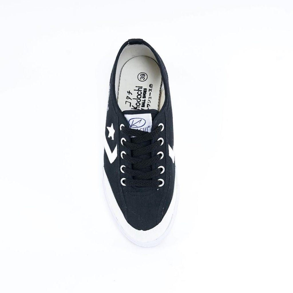 Sepatu capung kodachi 8119 Hitam Putih ykraya.com 2
