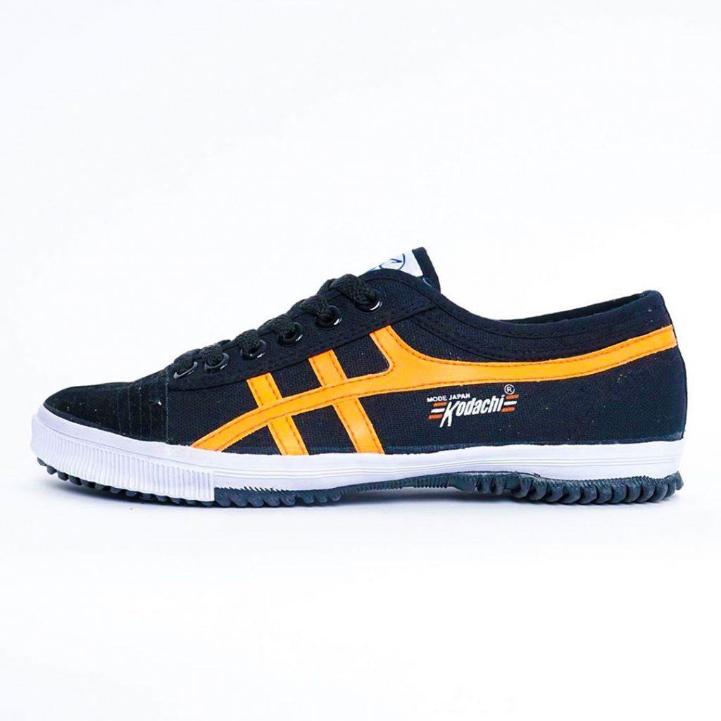 sepatu-kodachi-8172-hitam-orange-ykraya-sepatu-capung