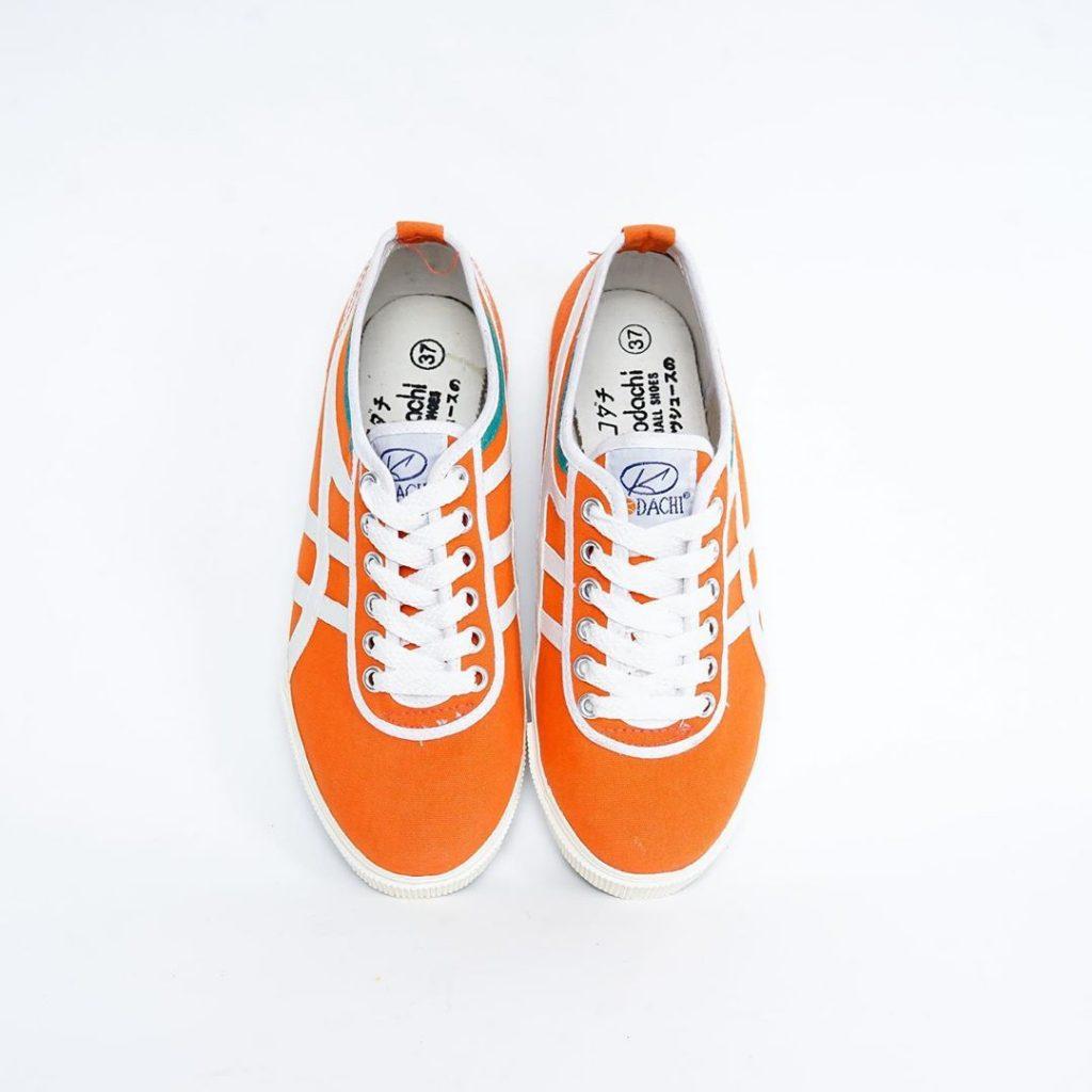 Sepatu kodachi 8172 Orange Hijau ykraya.com 2