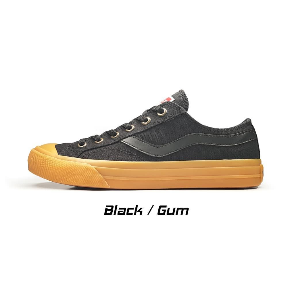 ventela public low black gum