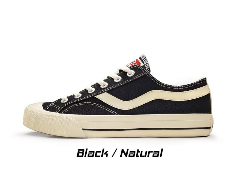 ventela public low black natural