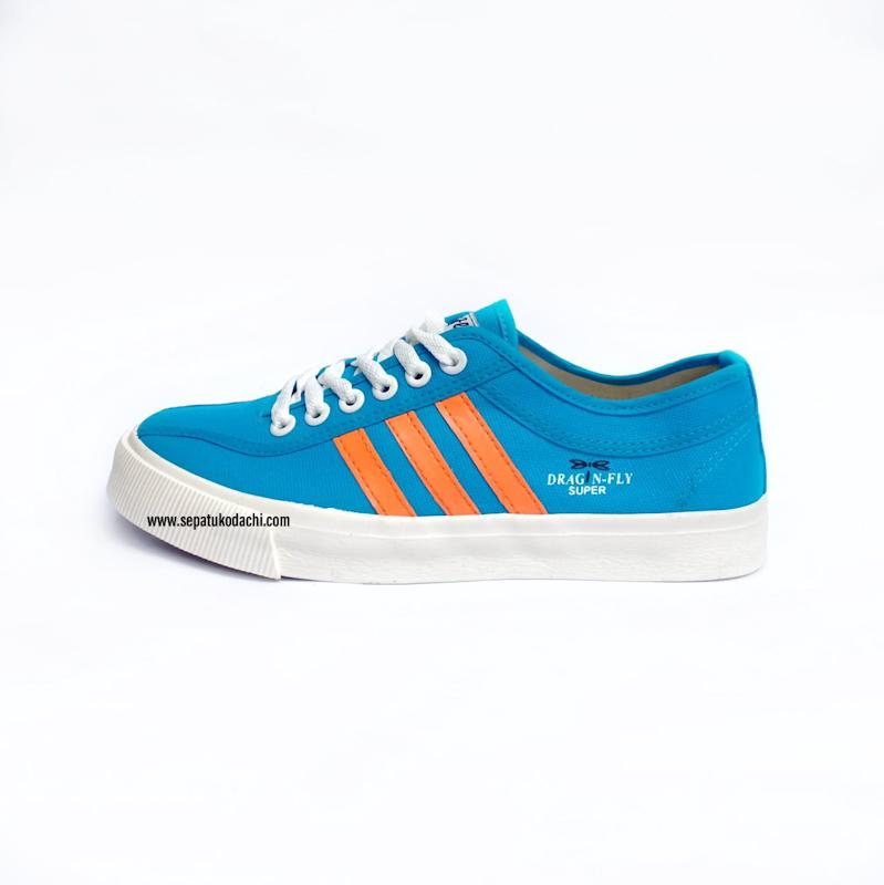 Sepatu Dragonfly falcon biru ykraya.com1