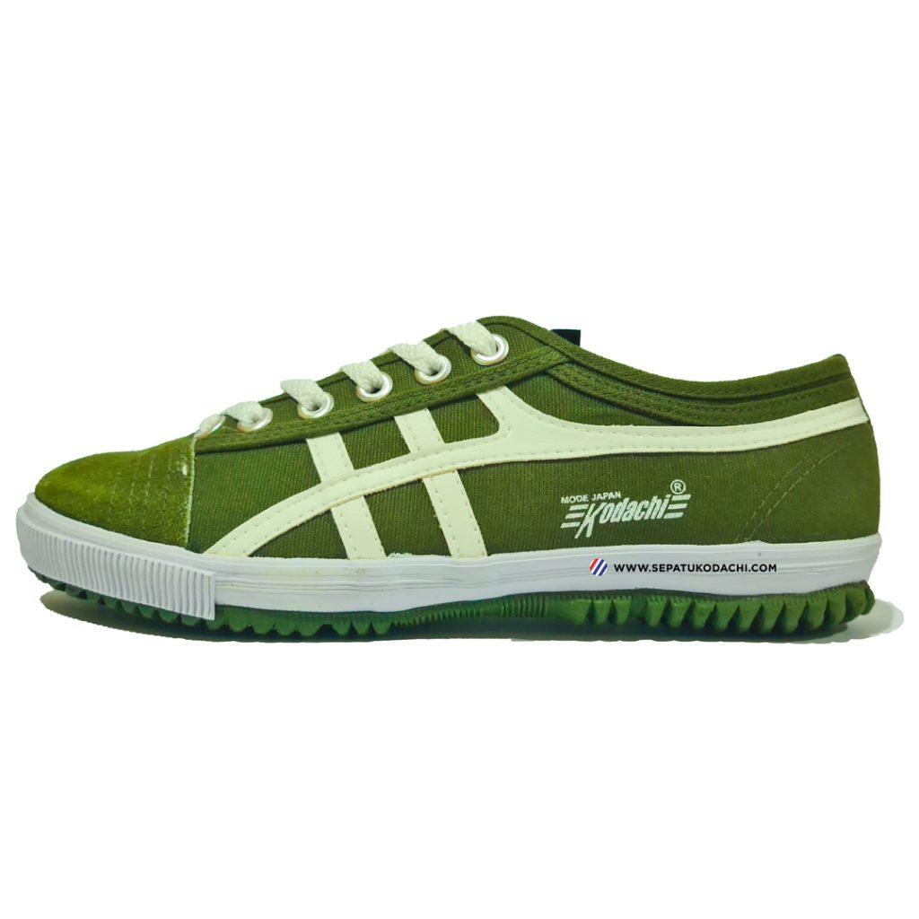 sepatu-kodchi-8172-green-army-olive-green