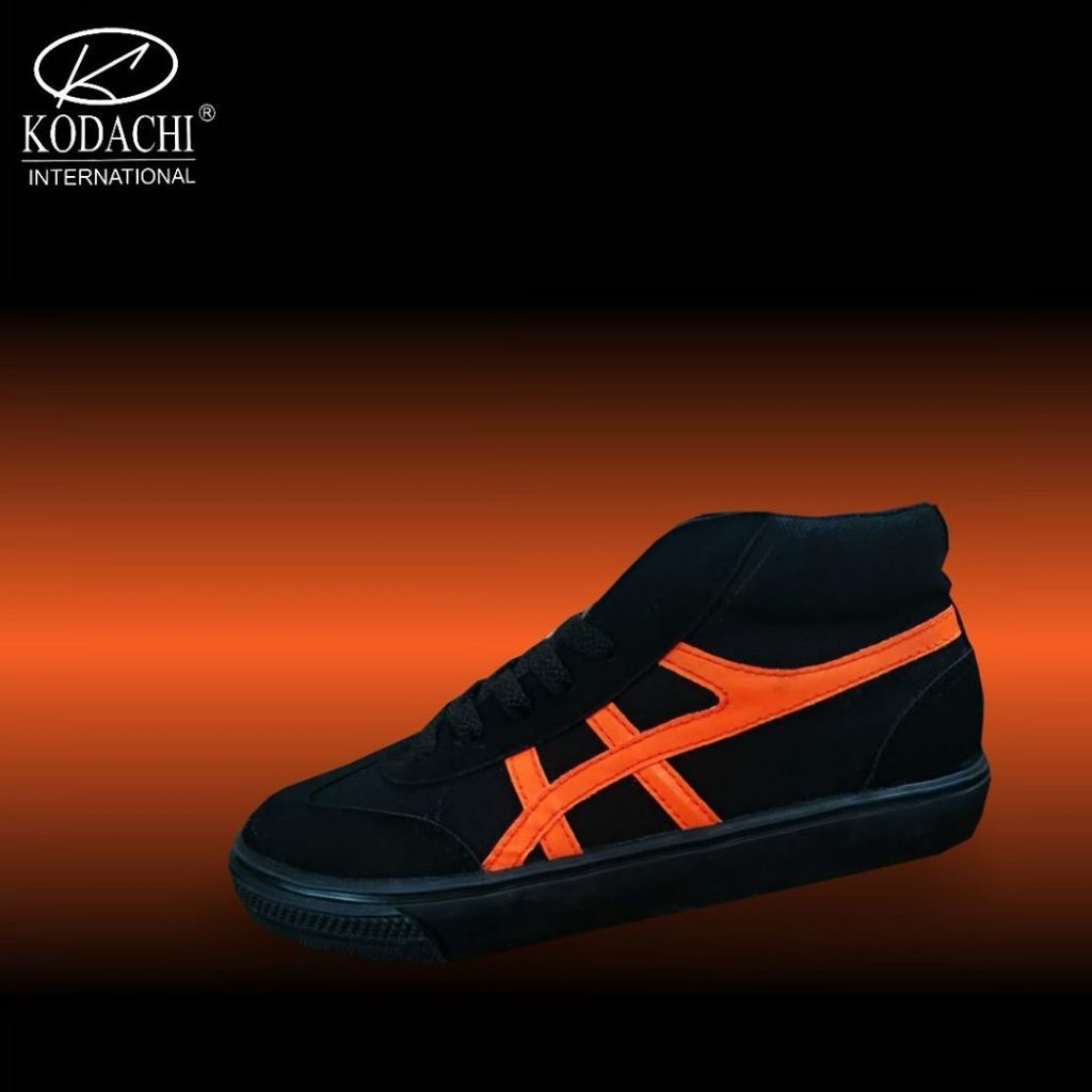 Kodachi-International-Galaxy-black-and-orange hitam orange