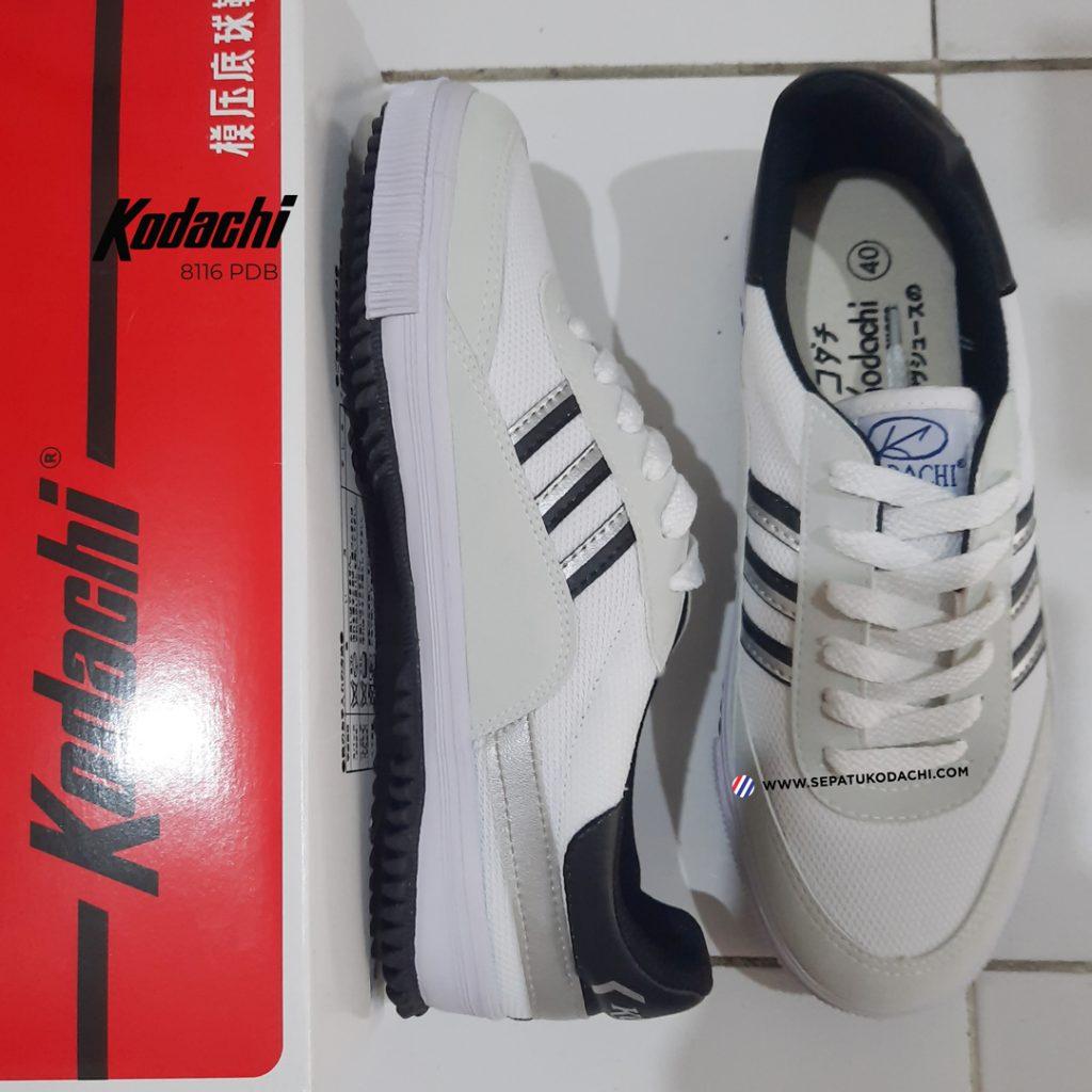 sepatu-kodachi-8116-PDB Putih-double-black-ykraya-sepatu-capung-1-5
