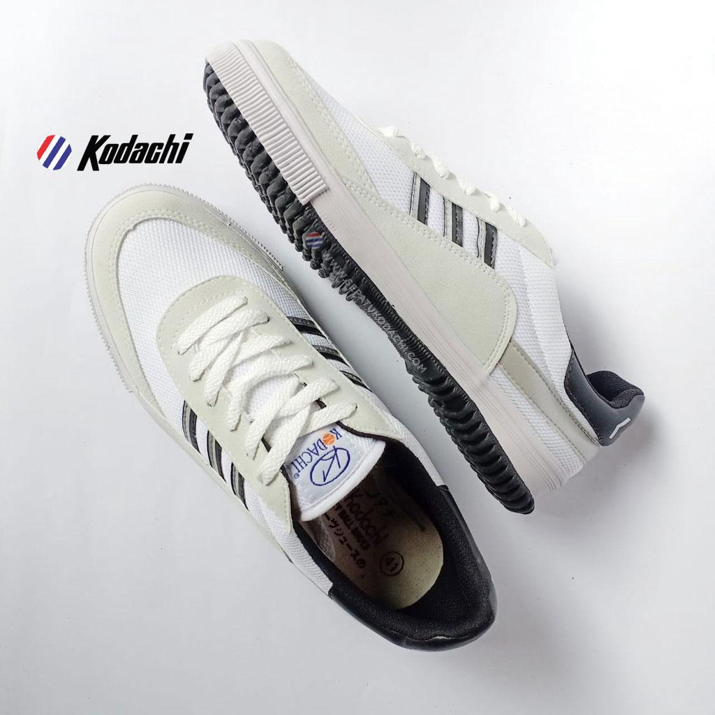 sepatu-kodachi-8116-PDB-Putih-double-black-ykraya-sepatu-capung-running-badminton-volley-4