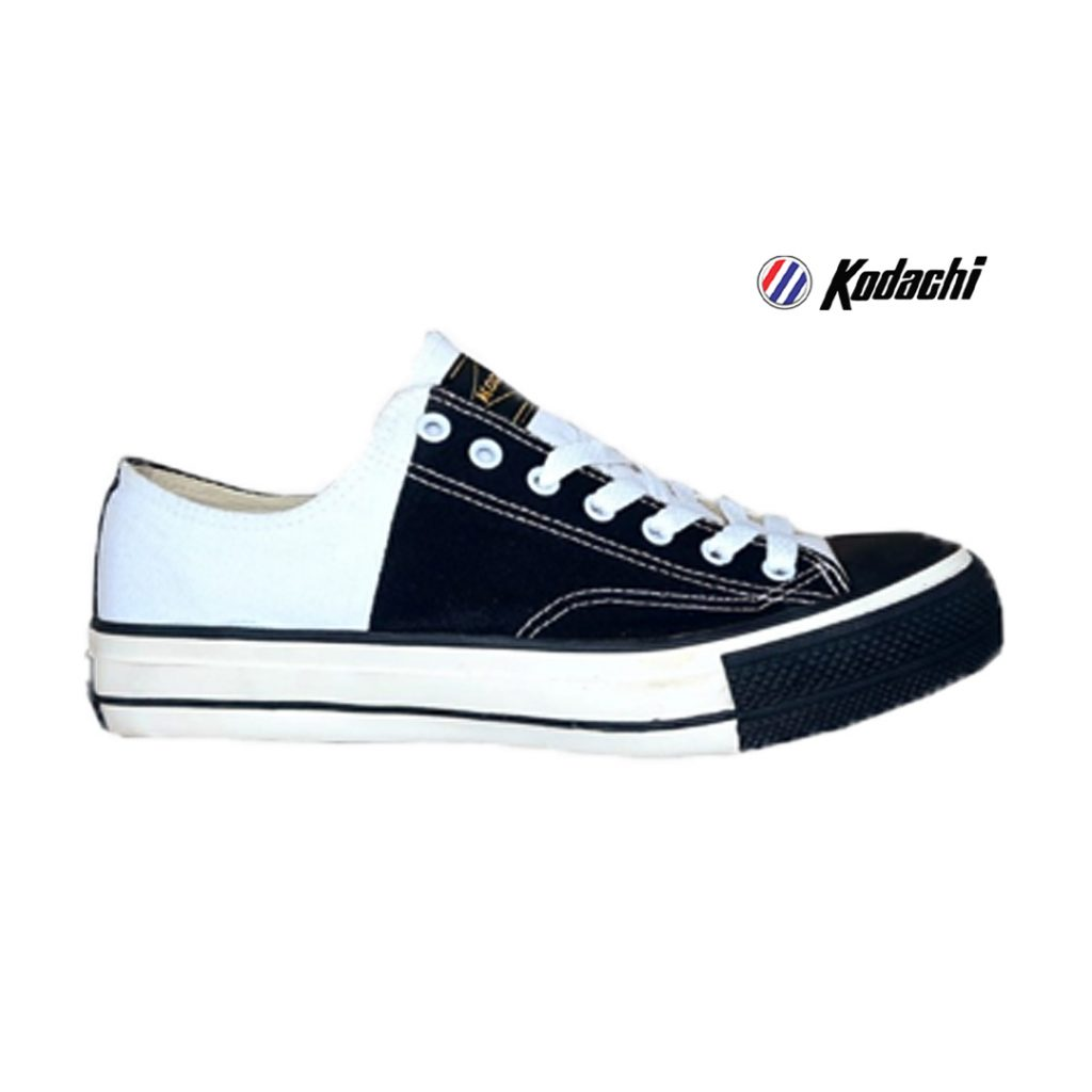 sepatu-capung--kodachi-Chicago-Low Black white-Hitam--ykraya-sepatu-capung--5